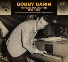 BOBBY DARIN - SINGLES COLLECTION 1956-1962  4 CD NEUF