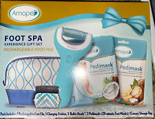 Pure Pedicure Spa Luxury@Home! Experience Amope Pedi Perfect Foot Spa Gift Set