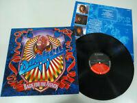 """Dokken Back For The Attack German Edition 1987 Elektra LP Vinilo 12"""" VG/VG"""