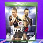 MICROSOFT XBOX ONE UFC 2 BY EA SPORTS 2016 (SEALED)