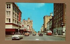 "St. Petersburg,Fl Florida Central Avenue, Business District ""Sunshine City"""