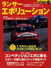 [BOOK] Mitsubishi Lancer Evolution Le Volant 22 Tommi Makinen Ralliart WRC N1