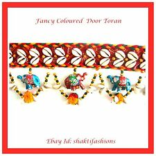 Toran Diwali laxmi Kaudi Indian Decorative Door Hanging Embroidered  Decor