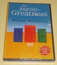 The Journey to Greatness Dvd Noah Benshea