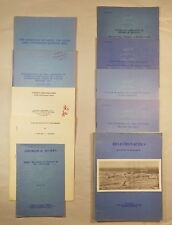 RARE BROOKS & RANDOLPH AFB MEDICINE BOOKS ASTRONAUT AEROSPACE FLIGHT NASA SPACE