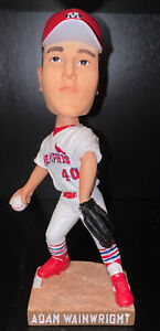 Adam Wainwright Memphis Redbirds St. Louis Cardinals Bobblehead Bobble Head RARE