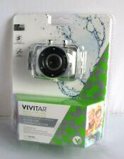 Vivitar Dvr781Hd-Sil Hd Action Cam Silver