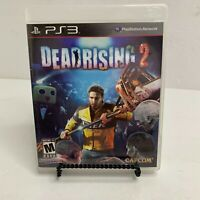 Dead Rising 2 Sony PlayStation 3 PS3 Video Game Complete With Manual Tested Work