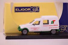 CITROEN C15 TRANSPORS MINUTE BROSSET GENEVE ELIGOR 1/43 NEUVE EN BOITE