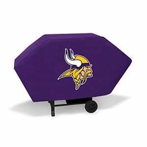 Rico NFL Minnesota Vikings Executive Grill Cover X-Large Heavy Duty