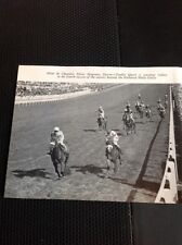 L1-3 Ephemera 1968 Small Picture Horse Racing Epsom Double Quick Hully Gully