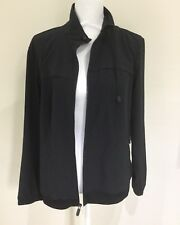 Chico's USA Ladies Zenergy Sports Jacket Black Size 2.  10-12
