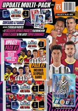 Topps Match Attax Champions League 2020/2021 Update Multipack Set 1 + 2  20/21