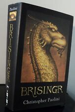 Brisingr by Christopher Paolini - First edition