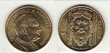 JEAN PAUL II/CLOVIS 1996    (EURO avant EURO)
