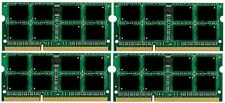 16GB 4x4GB PC3-10600 DDR3-1333MHz Memory Apple iMac 21.5 and 27-inch, Mid 2011