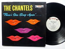 the CHANTELS There's Our Song Again LP Soul Doowop Girl Group    mg1008