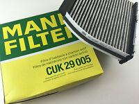 MANN Filter Aktivkohlefilter CUK 29 005 Mercedes W212 S212 W204 S204 A207 C207