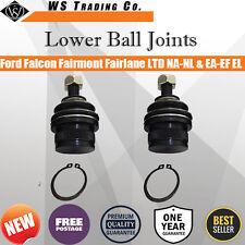 Ford Fairlane Falcon Fairmont LTD NA-NL & EA-EF,EL Lower Ball Joints Kit