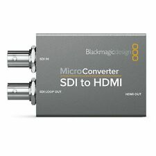 Blackmagic Design Micro Converter SDI to HDMI (without PSU)