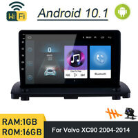 Android 10.1 Car DVD Player Radio GPS Navi Stereo Wifi For Volvo XC90 2004-2014