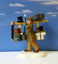 Dept 56 Dickens Village The Best In Hats & Walking Sticks!