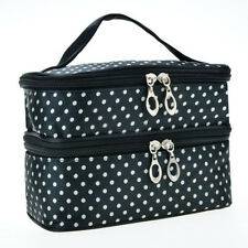 Women Travel Organizer Accessory Toiletry Cosmetic Make Up Bag Pouch Holder Case