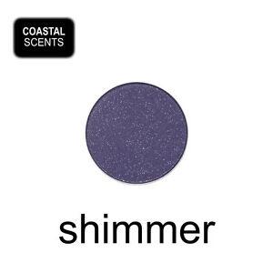 Coastal Scents Hot Pot Eye Shadow - DEEP EGGPLANT - dark purple SHIMMER