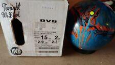 NEW DV8 HITMAN Bowling Ball 15lb 12070