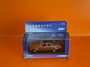 Corgi Vanguards Die-Cast Replica - VA05510 - 1:43 - Ford Consul Copper Brown