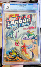 THE BRAVE AND THE BOLD #28 - CGC Grade .5 - First appearance of JUSTICE LEAGUE!