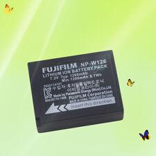 New Replacement Battery for Fujifilm NP-W126 Fuji X-E1 X-E2 X-M1 A1 T1 BC-W126