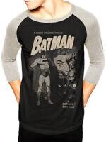 3035 Dos Caras T-Shirt Batman Superman Wonder Woman Liga de la Justicia Dc Cómic