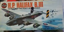 H.P Halifax B.III Handley Page 1:72 Model AIRCRAFT VTG 1975 05004-7 Series 5