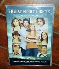 Friday Night Lights - The Third Season (DVD, 2012, 4-Disc Set)