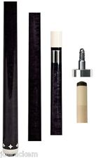 Pechauer Break Cue -Ebony Stain Forward Weighted - Free Ship, 1x1 case & Q Wiz