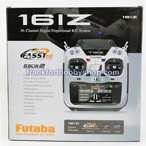 FUTABA 16IZ Transmitter only PLANE version just released from Futaba USA warrant