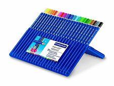 Staedtler Ergo Soft Aquarell Acuarelable Lápices De Colores-Cartera De 24