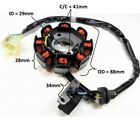 STATOR 49-150cc 4 Stroke 8 Coil 2 Pin in 3 Pin Jack  for ETON Sport 50 + others