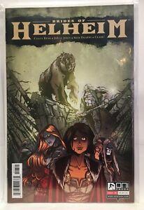 Brides of Helheim #1 NM- 1st Print Oni Press Comics