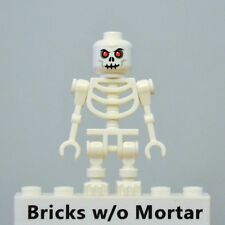 New Genuine LEGO Skeleton Warrior Minifig Castle 7029 7093