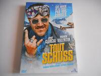 DVD - TOUT SCHUSS - JOSE GARCIA / MANON VALENTIN - ZONE 2