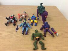VTG MOTU Origins He-Man Figures Panthor Hordak Skeltor Zodak Sk-Klone 1981 82 84
