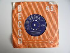 "Marianne Faithfull Come And Stay With Me UK 1965 Decca 7"" Vinyl Single 1C/1C"