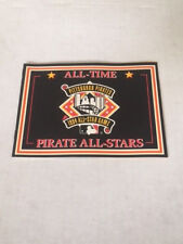 1994 PITTSBURGH PIRATES MLB ALL-STAR GAME STICKER BOOK (w/ 2 CLEMENTE STICKERS)
