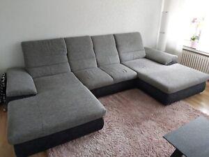 Sofa in U Form, 3 Jahre Alt