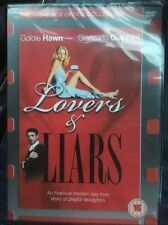Lovers & Liars (DVD, 1980) Goldie Hawn NEW & SEALED