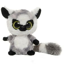 "Plush Aurora Lemme Lemur 5"" Cuddly Plush Toy Cute Yoohoo & Friends Fun Xmas Gift"