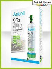 Askoll 001728 Kit Completo Integrazione CO2 in Acquario 500g - Argento