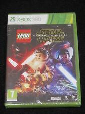 XBOX 360 : LEGO STAR WARS : IL RISVEGLIO DELLA FORZA - Nuovo, sigillato, ITA